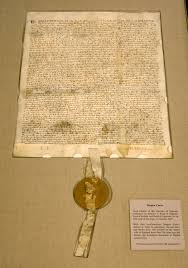Documentul Magna Carta